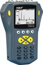 SKF CMXA50 Microlog Vibration Analyzer FFT Spectrum Analyzer